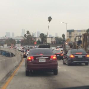 11 years of LA traffic.
